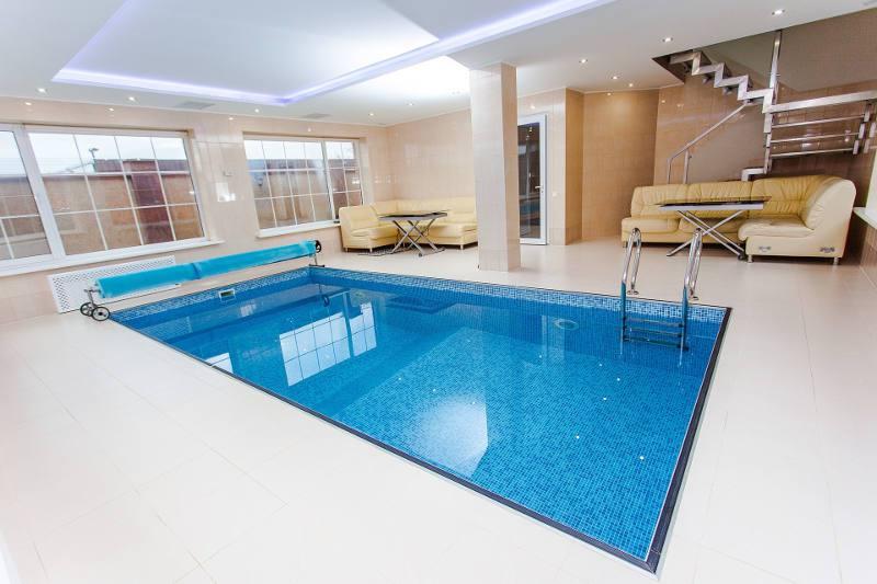 piscina aislamiento Knauf