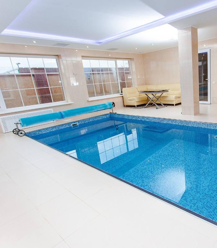 piscina aislamiento
