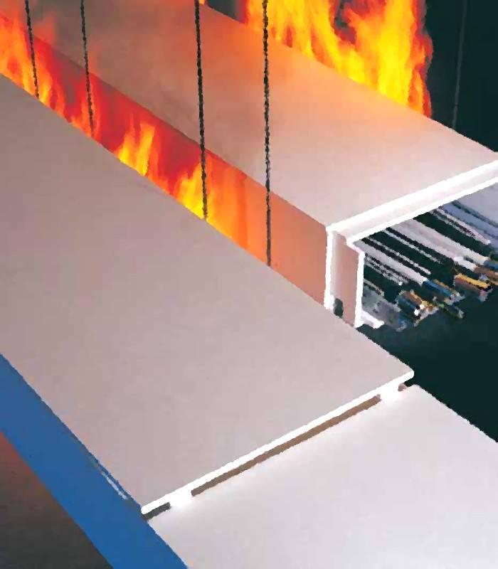 protección fuego interior