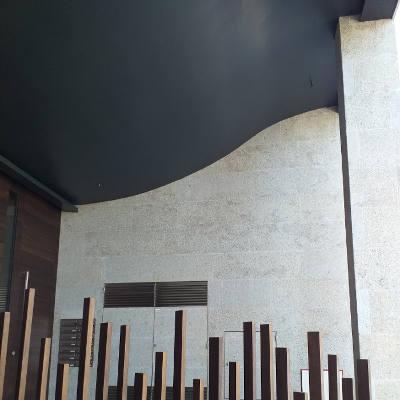 techo pladur vivienda
